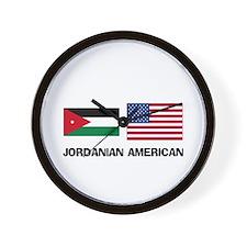 Jordanian American Wall Clock
