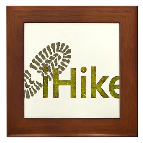 iHike Framed Tile