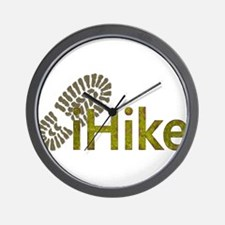 iHike Wall Clock