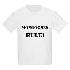 Mongooses Rule T-Shirt