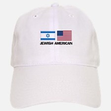 Jewish American Baseball Baseball Cap