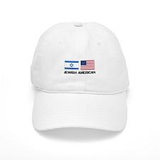 Jewish American Baseball Cap