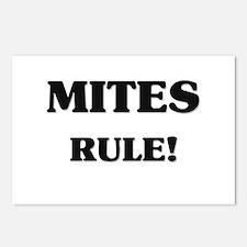 Mites Rule Postcards (Package of 8)