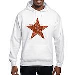 Rusty Star Hooded Sweatshirt