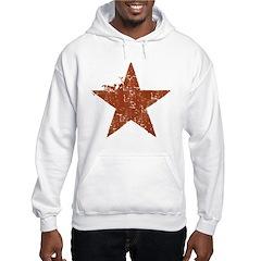 Rusty Star Hoodie