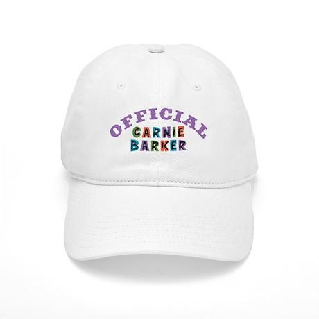 Offical Carnie Barker Cap