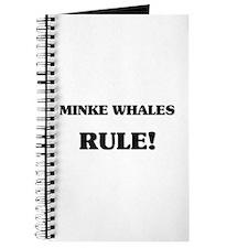 Minke Whales Rule Journal
