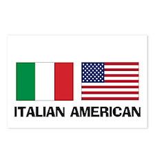 Italian American Postcards (Package of 8)