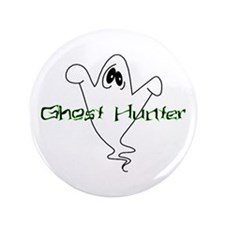 """Ghost Hunter 3.5"""" Button (100 pack)"""