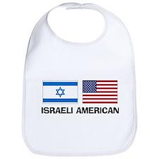 Israeli American Bib