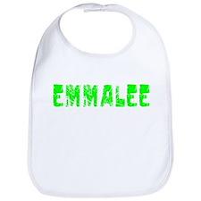 Emmalee Faded (Green) Bib