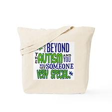 Look Beyond 1.1 (AUTISM) Tote Bag