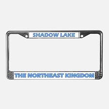 NEK License Plate Frame