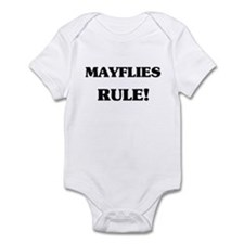 Mayflies Rule Infant Bodysuit