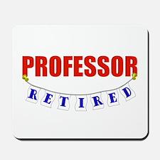 Retired Professor Mousepad