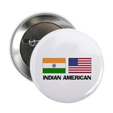 "Indian American 2.25"" Button"