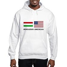 Hungarian American Hoodie