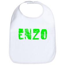 Enzo Faded (Green) Bib