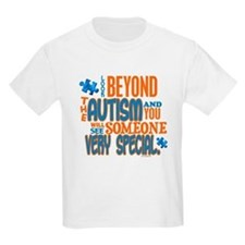 Look Beyond 1.3 (AUTISM) T-Shirt