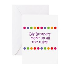 Big Brothers make up all the Greeting Cards (Pk of