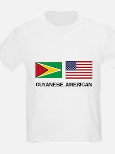 Guyanese American T-Shirt