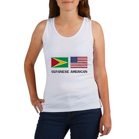 Guyanese American Women's Tank Top