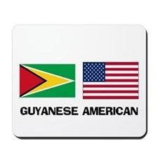 Guyanese American Mousepad