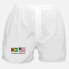 Guyanese American Boxer Shorts