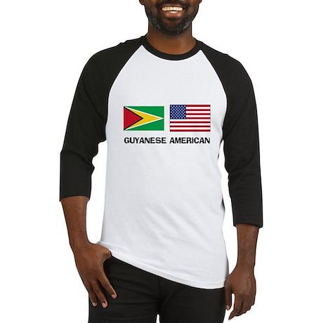 Guyanese American Baseball Jersey