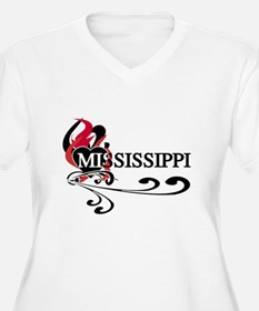Heart Mississippi T-Shirt