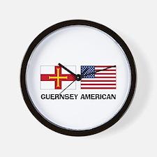 Guernsey American Wall Clock
