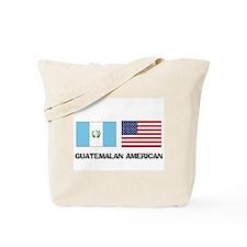 Guatemalan American Tote Bag