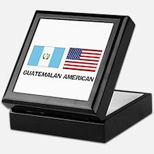 Guatemalan American Keepsake Box