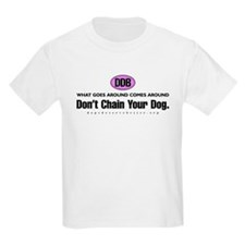 DDB What Goes Around Comes Ar Kids T-Shirt