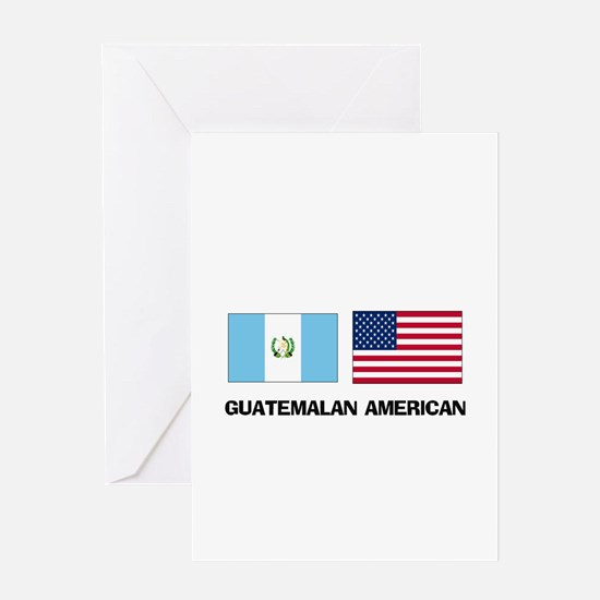 Guatemalan American Greeting Card