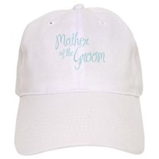 Mother of the Groom White Hat (MG3)