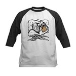 Wedgehead Garden of Eden Kids Baseball Jersey