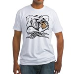 Wedgehead Garden of Eden Fitted T-Shirt