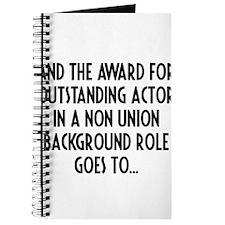 Award Journal