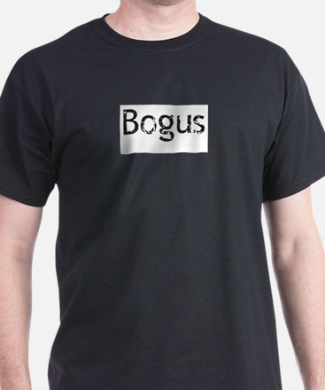 Bogus Ash Grey T-Shirt