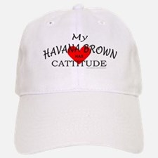 HAVANA BROWN Baseball Baseball Cap