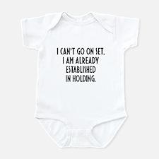 Established Infant Bodysuit