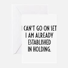 Established Greeting Cards (Pk of 10)