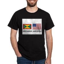 Grenadian American T-Shirt