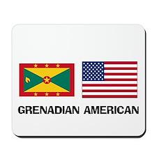 Grenadian American Mousepad