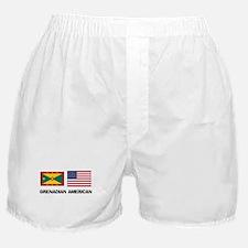 Grenadian American Boxer Shorts