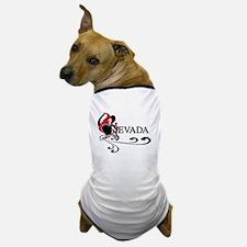 Heart Nevada Dog T-Shirt