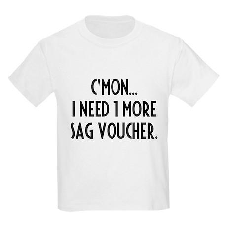 1 More Voucher Kids Light T-Shirt