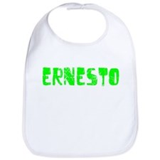 Ernesto Faded (Green) Bib