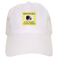 kentucky derby gifts t-shirts Baseball Cap